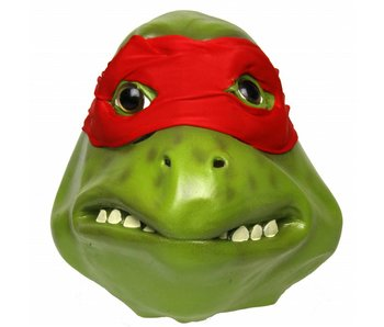 Ninja Turtle mask (red) 'Raphael'