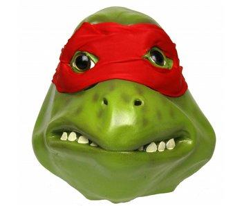 Ninja Turtle mask (red) 'Raphael'