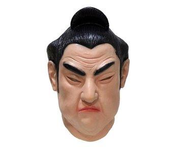 Sumoworstelaar masker