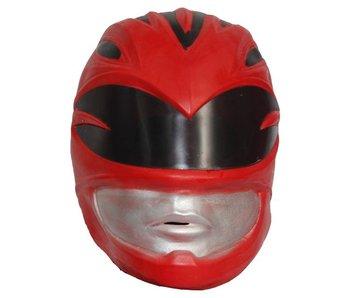 Power Rangers masker (rood)