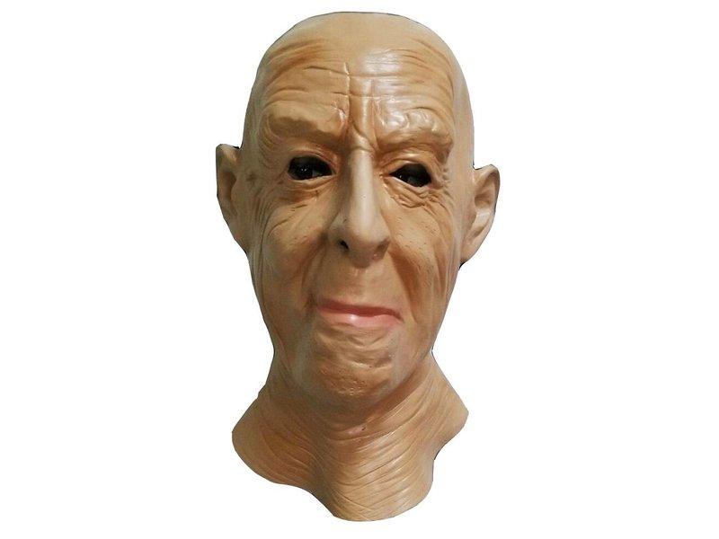 Oude man masker Deluxe