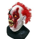 Horror Clown masker 'Scar'