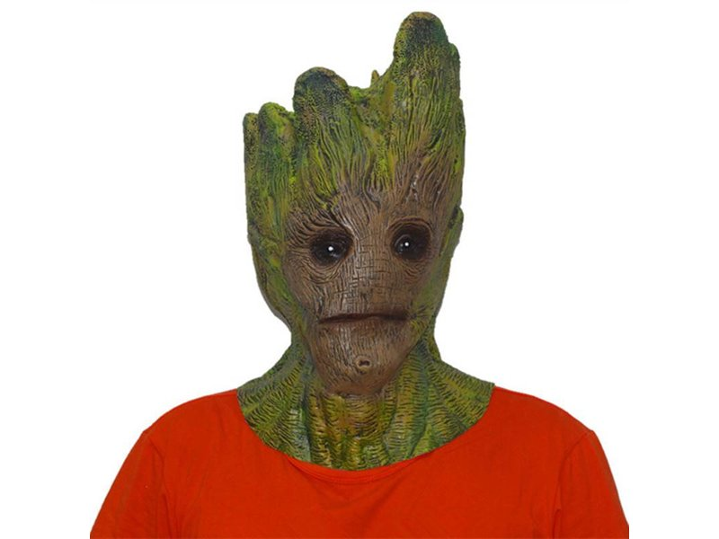 Groot masker Deluxe - Guardians Of The Galaxy