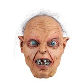 Gollum masker Deluxe 'Smeagol'