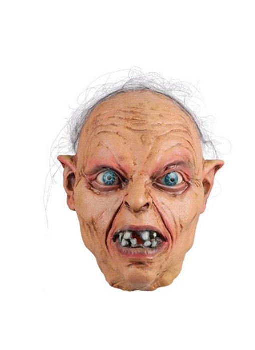 Gollum masker Deluxe