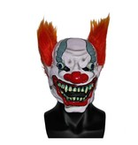 Horror clown mask 'Killer Psycho'