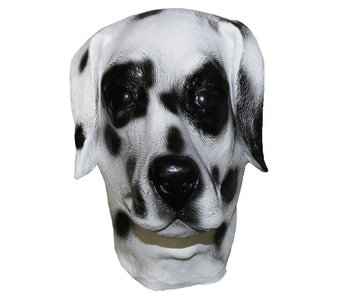 hondenmasker 'Dalmatiër'