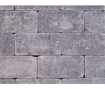 Keiformaat Antraciet Getrommeld 21X10,5x7 cm