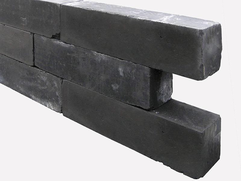 Wallblock Old Antraciet