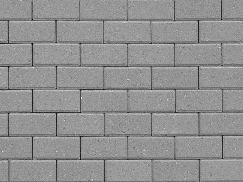 Betonklinker BKK Grijs 21x10,5x8 cm