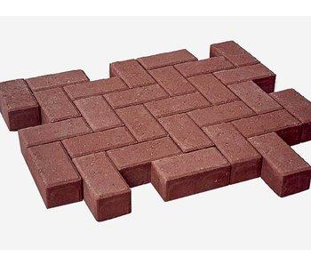 Betonklinker Hollands Rood 21x10,5x8 cm
