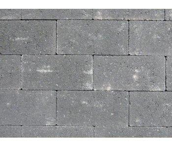 Keiformaat Antraciet strak 21X10,5x7 cm
