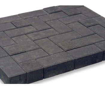 Betonklinker BKK Zwart 21x10,5x8 cm