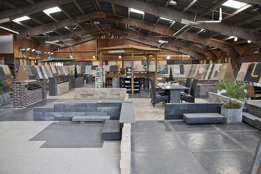 showroom Reijmer-sierbestrating westervoort