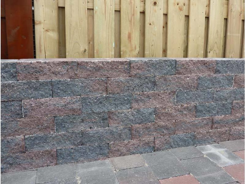 Stapelblok Oud Hollands 30x10x10