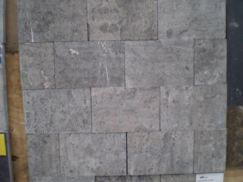 Chinees Hardsteen gevlamd 20x30x5