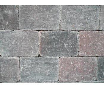 Trommelsteen Rood Genuanceerd 20x30x6 cm