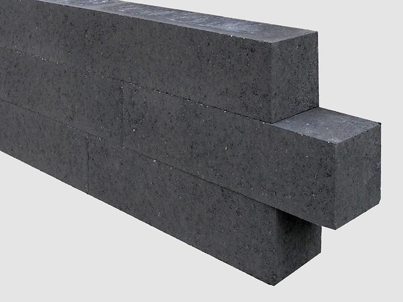 Wallblock New Antraciet 60x12x12 cm
