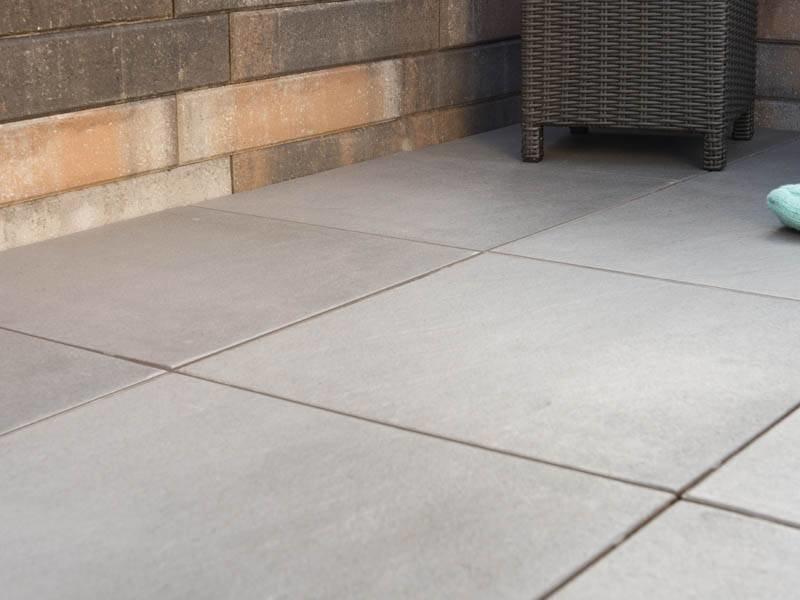 Intensa verso indigo grey gecoate terrastegel