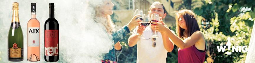 Wijntips bij de Barbecue