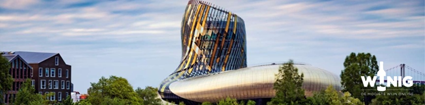 Le Cité du Vin: een heus wijnpretpark in Bordeaux!