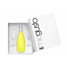 Il Miogusto Limonsecco Met Giftbox En Twee Glazen