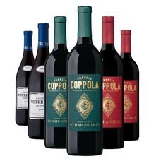 Francis Ford Coppola Mixpakket Rood