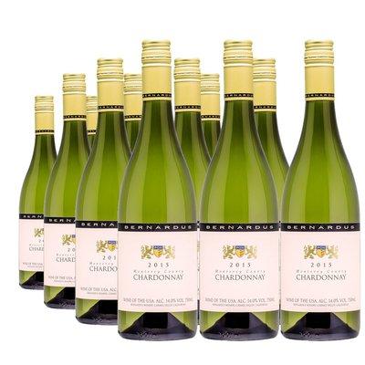 Bernardus Chardonnay Monterey County 11+1 2015