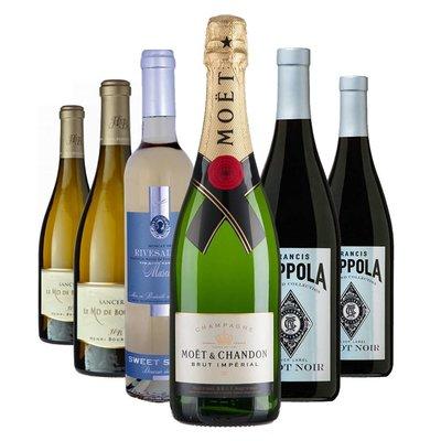 Wijn Cadeau Pakket Platina