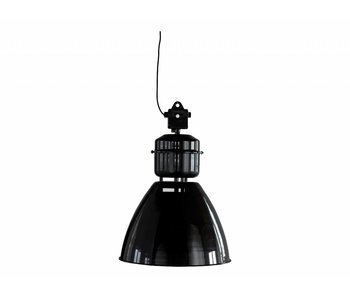 House Doctor Volumen fabrikken lampe sort