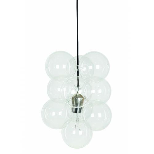 ... House Doctor Lamp DIY Glass Balls