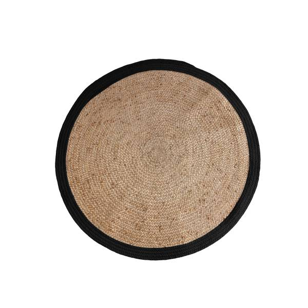 hkliving rug round black  cm  living and company, black round rug 6', black round rug small, black round rugs cheap