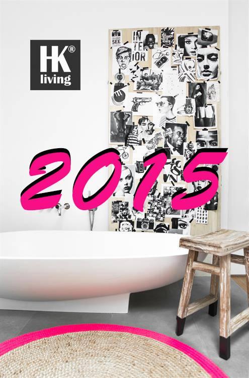 nieuwe HK Living 2015 collectie