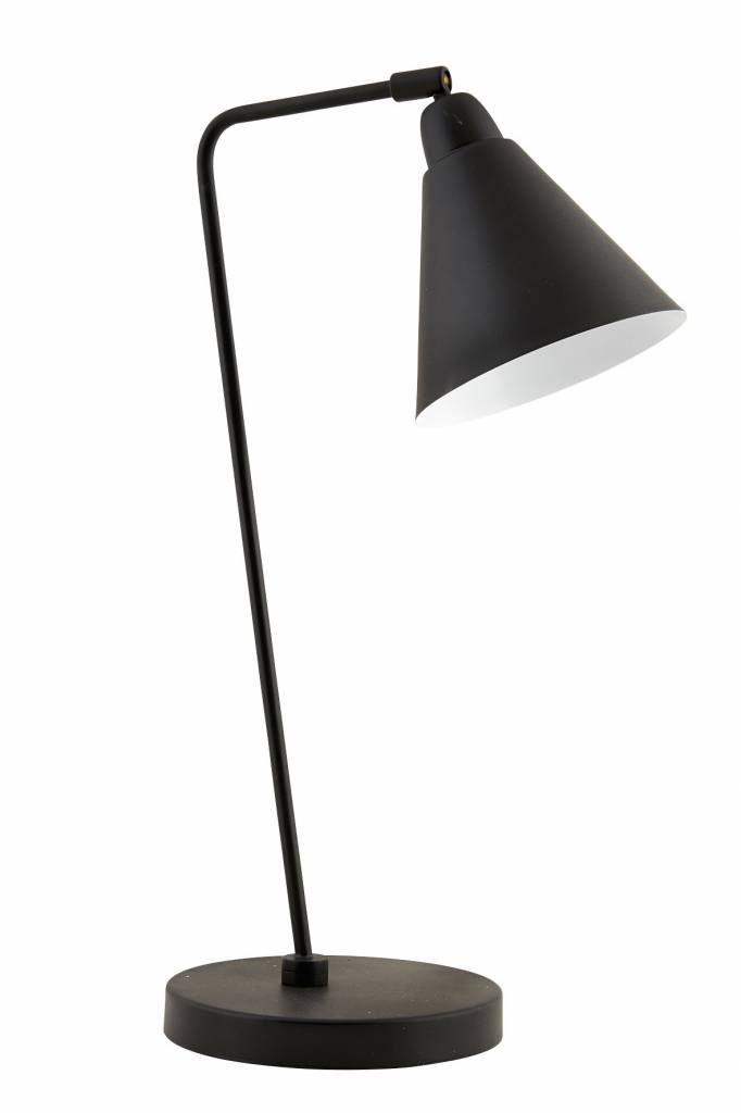 Ordinaire House Doctor Game Table Lamp Black Metal ...