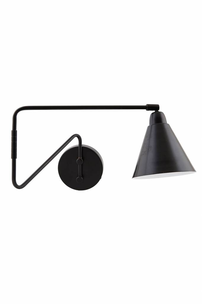 jacobsen bellevue grande black andtradition from products vertigo arne lamp wall home