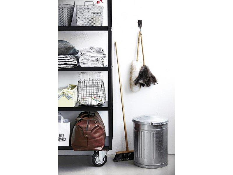 house doctor rack opbevaring rack vogn metal living and co. Black Bedroom Furniture Sets. Home Design Ideas