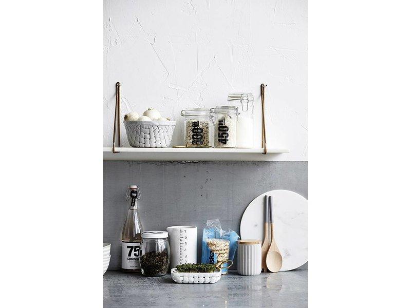 house doctor apart vegghylle marmor living and co. Black Bedroom Furniture Sets. Home Design Ideas