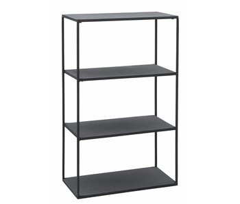House Doctor Model B rack cabinet iron black