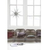 House Doctor Kawa rattan lounge chair