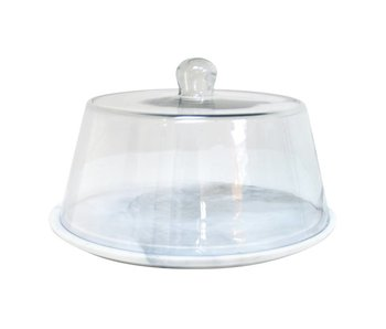 HK-Living Glass dome marble