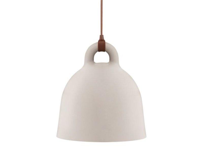 Normann Copenhagen Bell Medium hanglamp zand