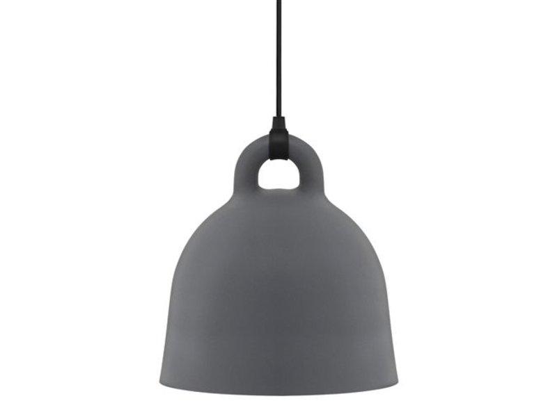 Normann Copenhagen Bell Medium hanglamp grijs
