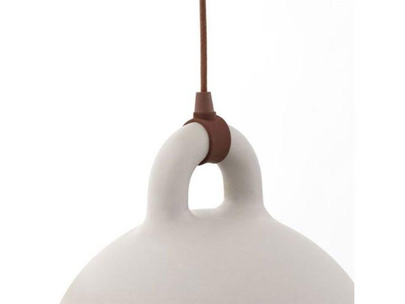 normann copenhagen bell large hanging lamp sand living. Black Bedroom Furniture Sets. Home Design Ideas