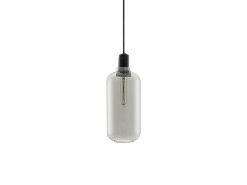 Normann Copenhagen Lampe Amp Smokeblack