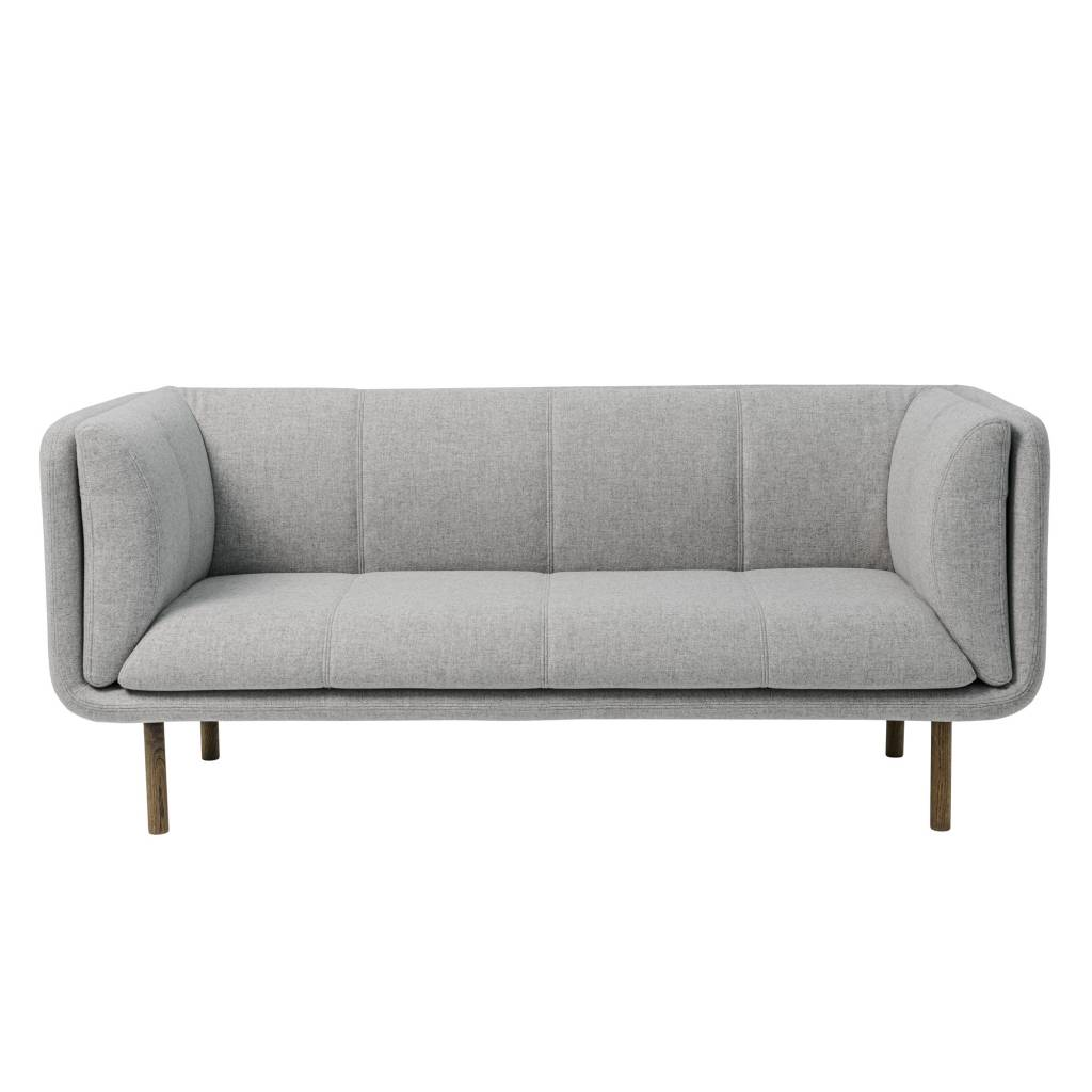 Bloomingville Stay bench sofa light grey - LIVING AND CO.