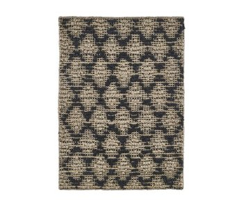 House Doctor Harlequin Jute-Teppich