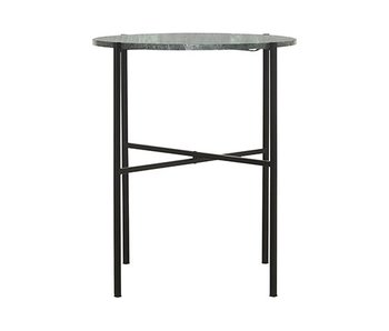 House Doctor The Green coffee table iron marble