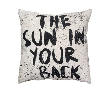 HK-Living Cushion the sun in your back