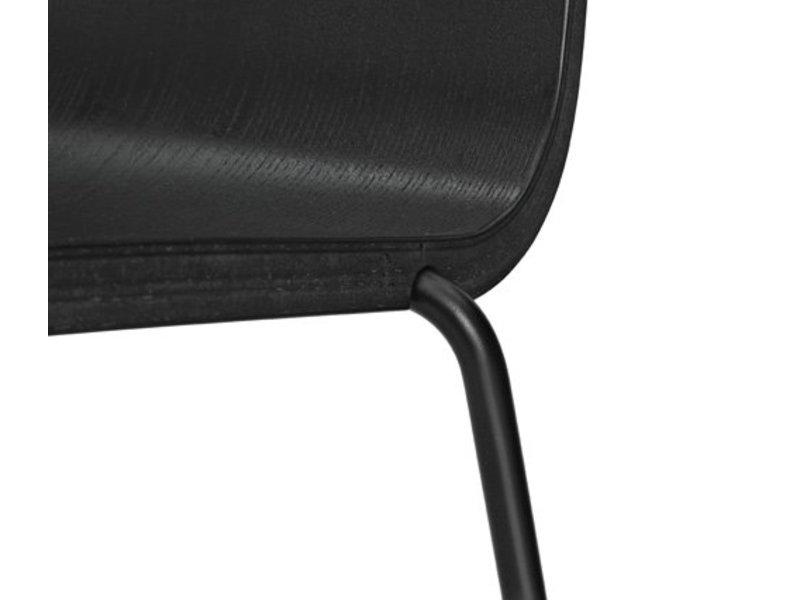 ... Normann Copenhagen Just Chair Black Wood