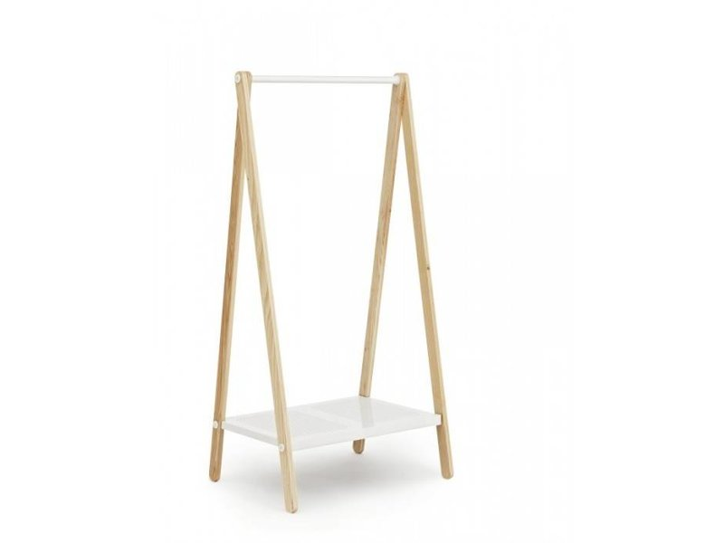 Normann Copenhagen Toj Clothes Rack White LIVING AND CO